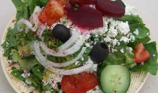 Famous Greek Salad